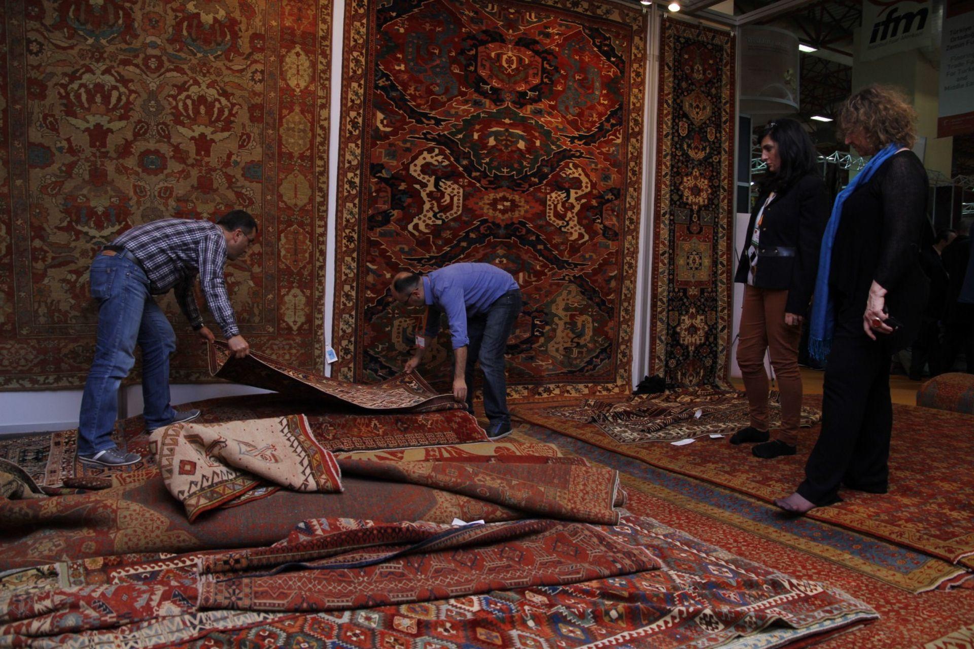 DOMOTEX Turkey 2012 İmaj Fotoğraflar