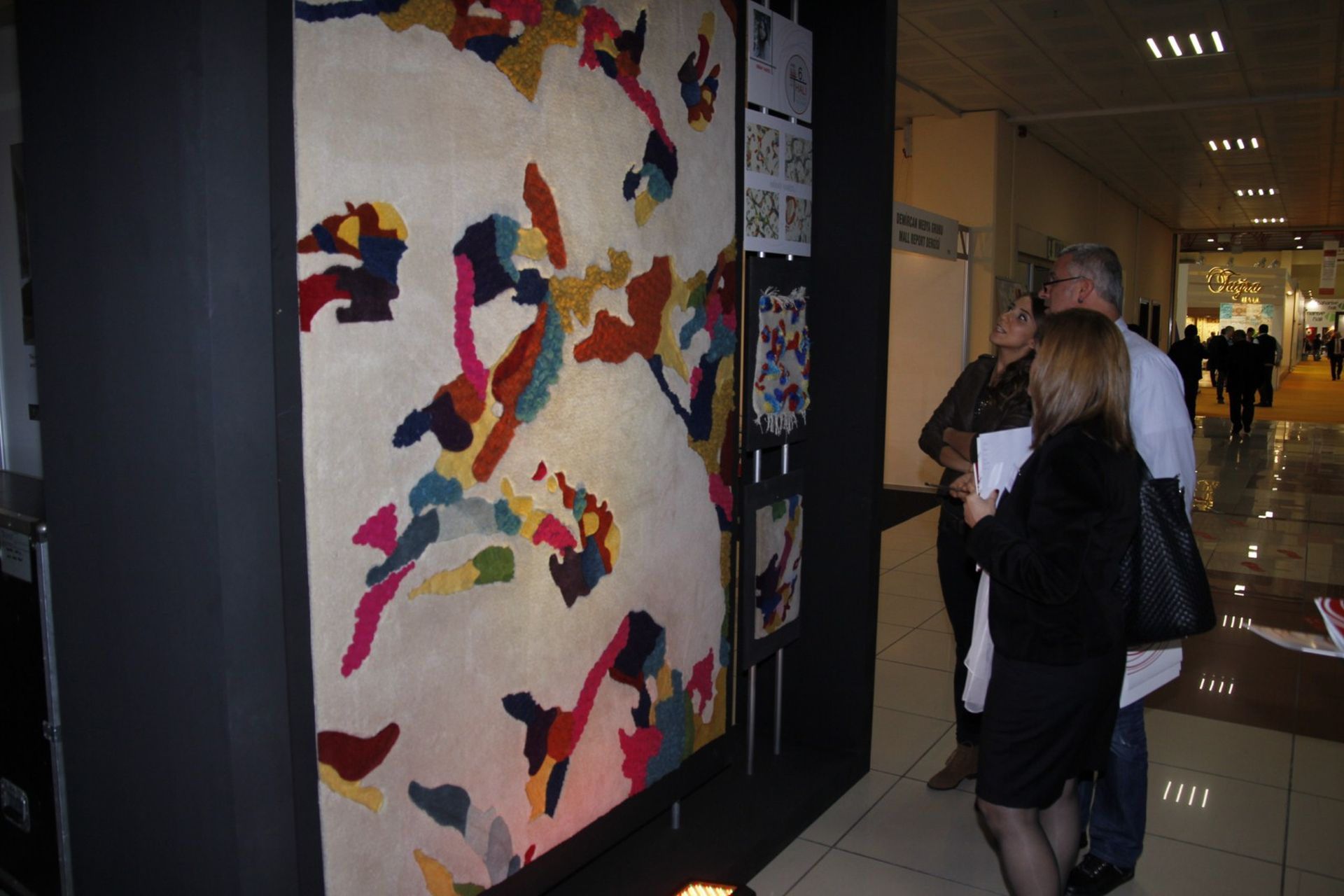 DOMOTEX Turkey 2012 İHİB Halı Sergisi