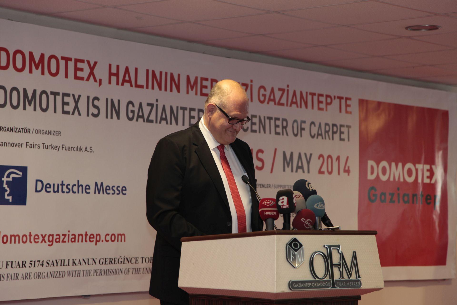 DOMOTEX Turkey Fuar Fotoğrafları