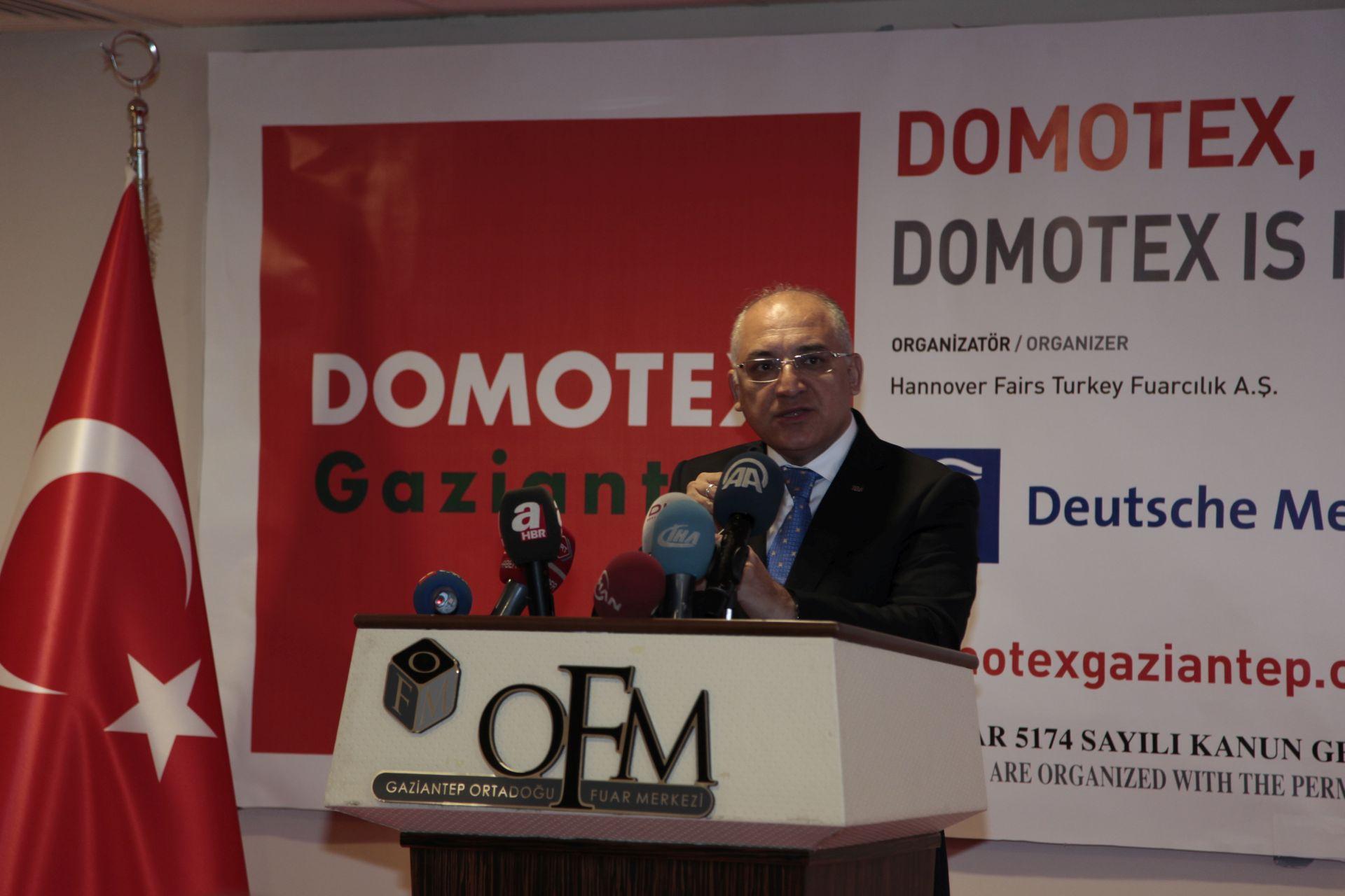 DOMOTEX Turkey Fair Photos