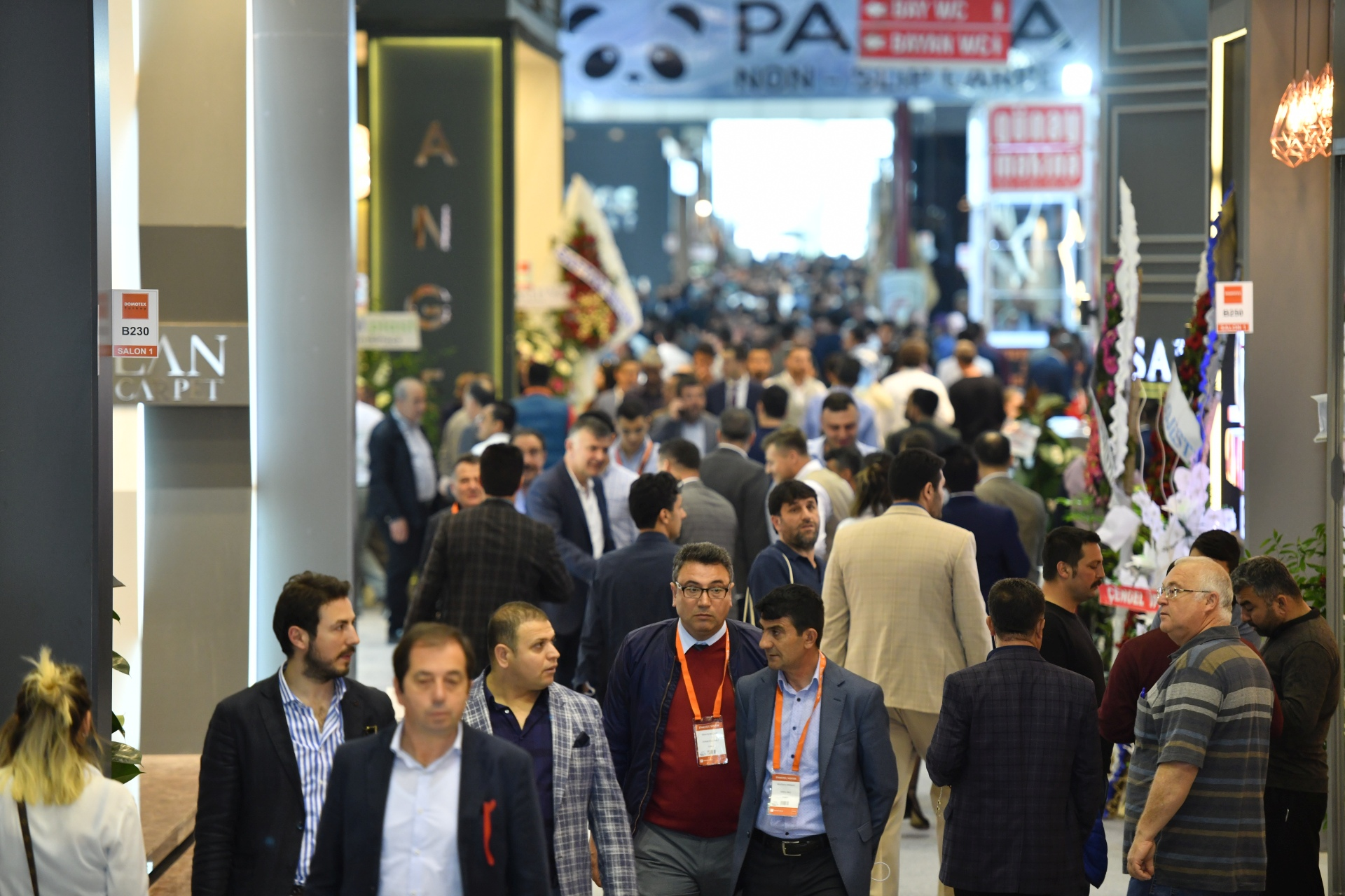 DOMOTEX Turkey 2019