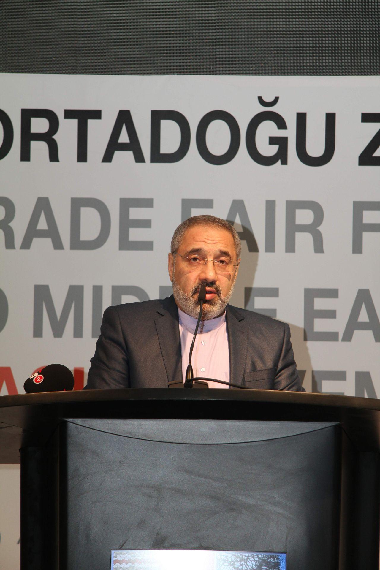 DOMOTEX Turkey 2013 Opening Ceremony