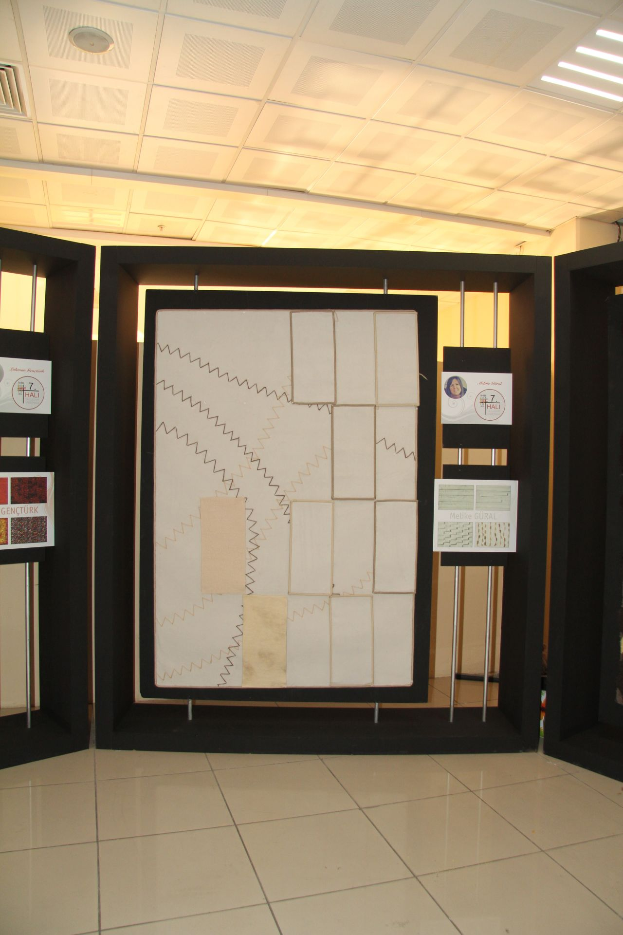DOMOTEX Turkey 2013 IHIB Carpet Exhibition