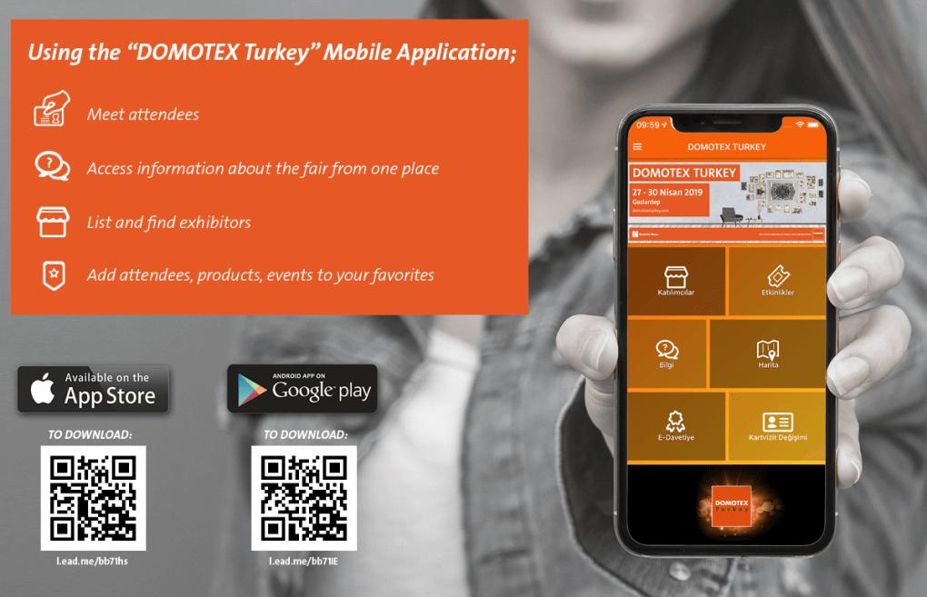 Mobile Fair Application